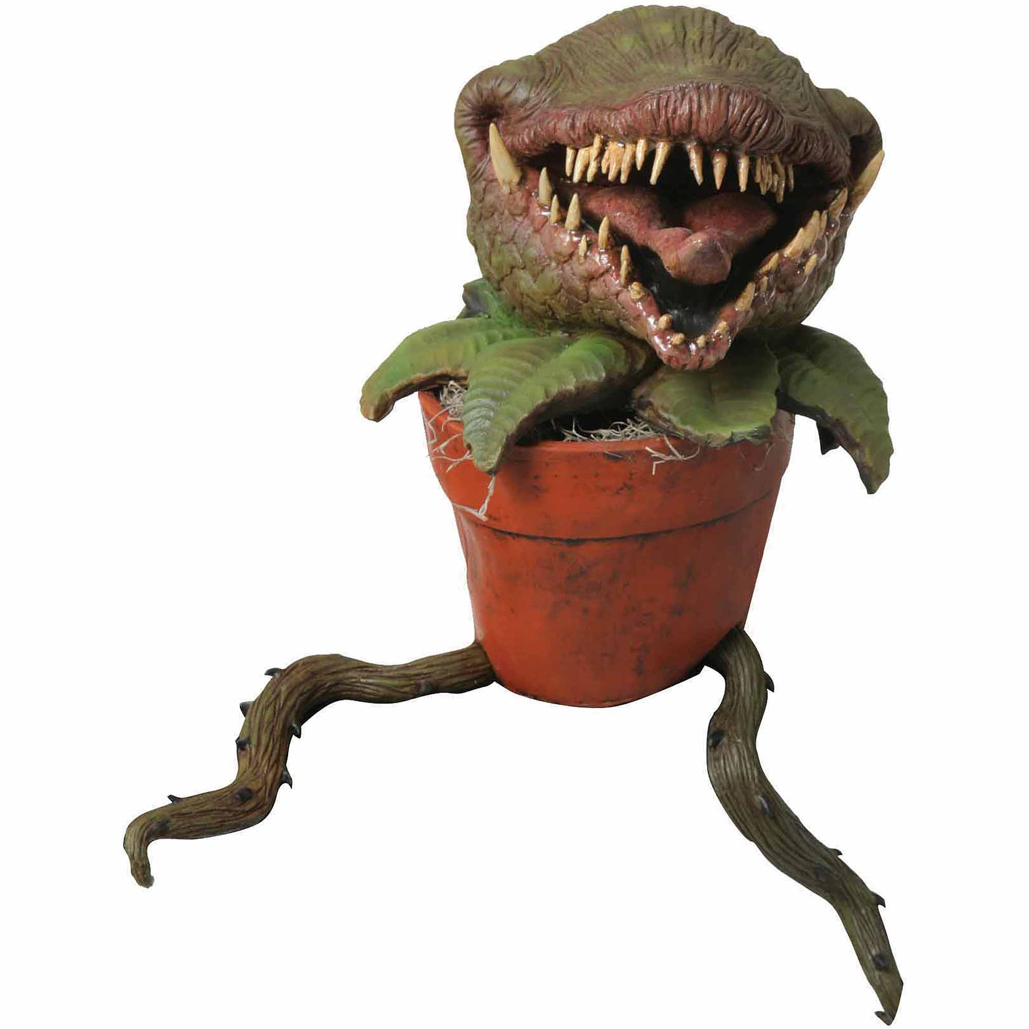 Man-Eating Plant Puppet Halloween Decoration