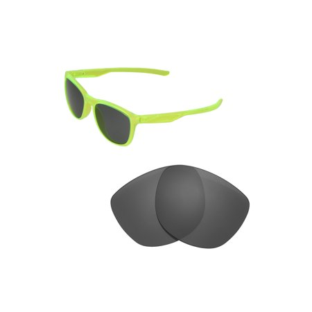 6cf05054f05 Walleva - Walleva Black Polarized Replacement Lenses for Oakley Trillbe X  Sunglasses - Walmart.com