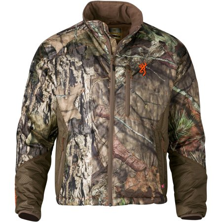 Browning Hell's Canyon Primaloft Jacket, Mossy Oak Break-Up Country (Browning Cot)
