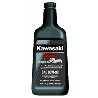 Shaft Drive Oil (kawasaki gear/final drive oil with limited slip additive 80w90)