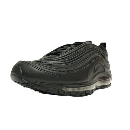 Nike - NIKE AIR MAX 97 PREMIUM SE SZ 11 TRIPLE BLACK REFLECTIVE GOLD ... 13e65e7c7