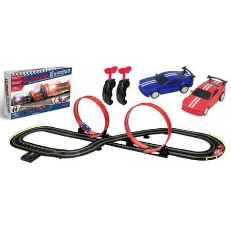 (ARTIN Ultimate Express Slot car Racing Set)