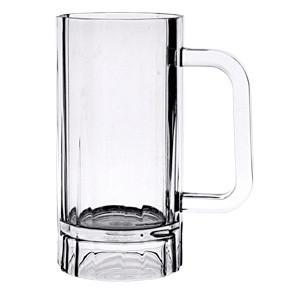 Cheap Plastic Beer Mugs (Polycarbonate Plastic Unbreakable Shatterproof Beer Mug Glass)