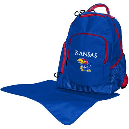 NCAA Collegiate Licensed Diaper Backpack Collection ()