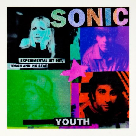 Sonic Youth - 1994 - Sticker