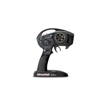 Traxxas 6528 TQi Traxxas Link enabled 2.4GHz, 2-Channel, Transmitter Only (Traxxas 4 Channel Transmitter)
