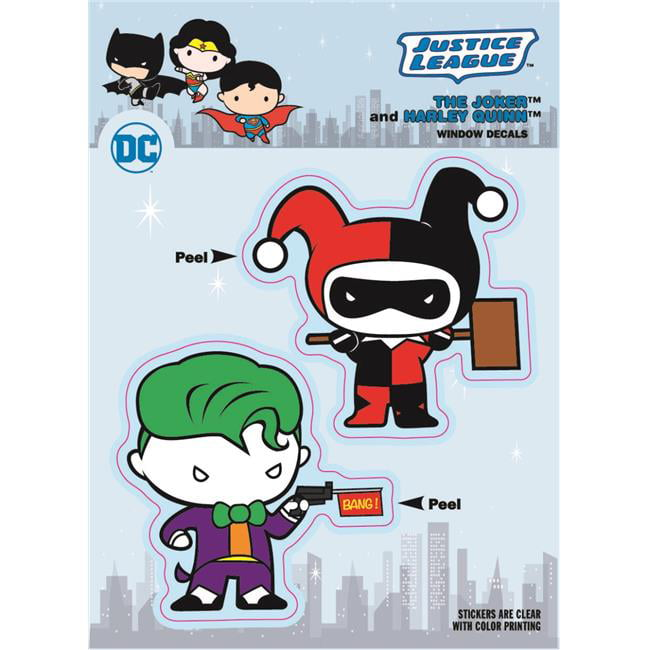 Dc Comics St Dccb Hq01 4b8 4 X 8 In Dc Chibi Justice League