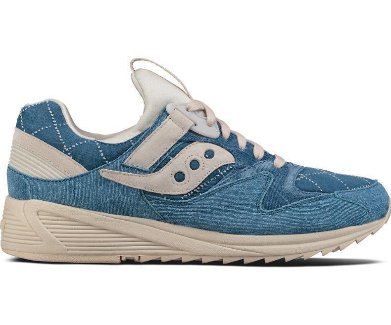 Men's Saucony Grid 8500 Boro Blue S70343-2 by