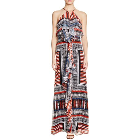 Twelfth Street by Cynthia Vincent Womens Printed Popover Maxi - Cynthia Vincent Shorts