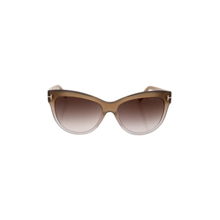 "Tom Ford Women's ""Lily"" Cateye Sunglasses FT0430"