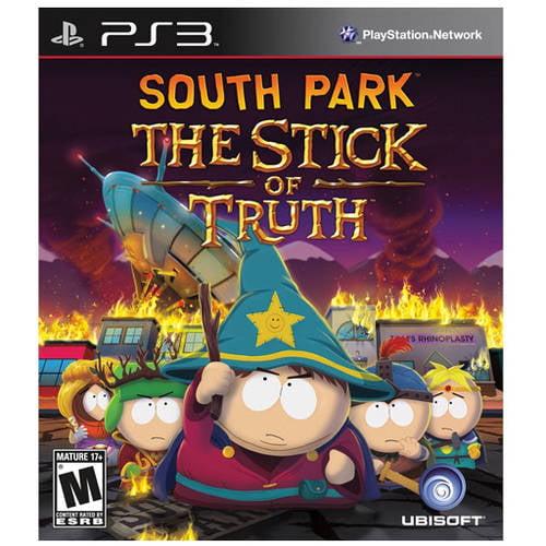 Cokem International Preown Ps3 South Park: Stick Of Truth