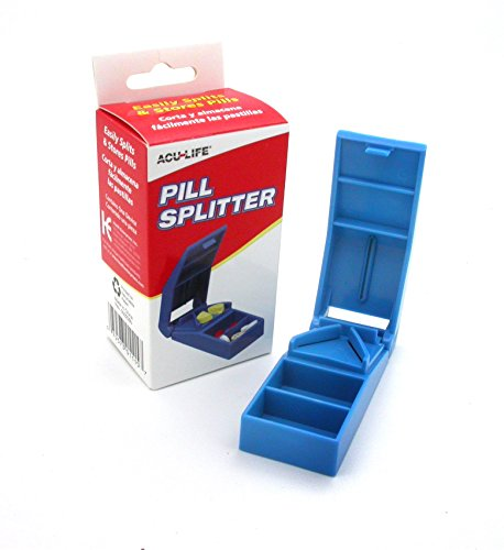 Health Enterprises Pill Splitter 1 Each
