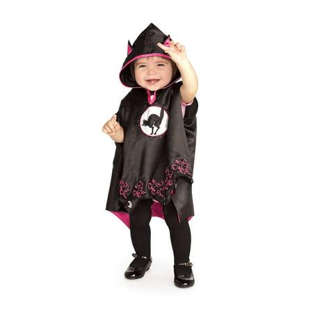 Child Black Cat Cape Costume Rubies 882494