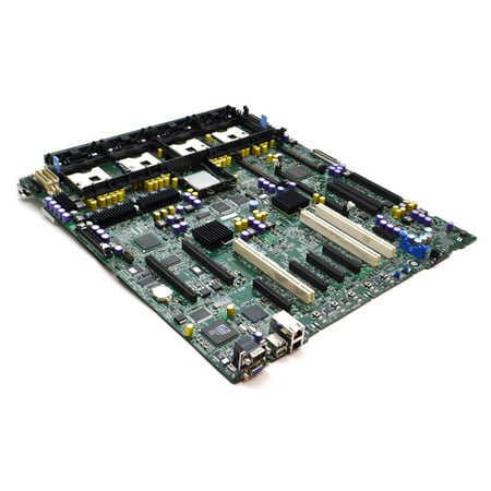 WC983 0WC983 YC589 0YC589 Dell Poweredge 6800 6850 Series Intel Quad Xeon Server Motherboard USA Intel Single / Dual & Quad Xeon Boards