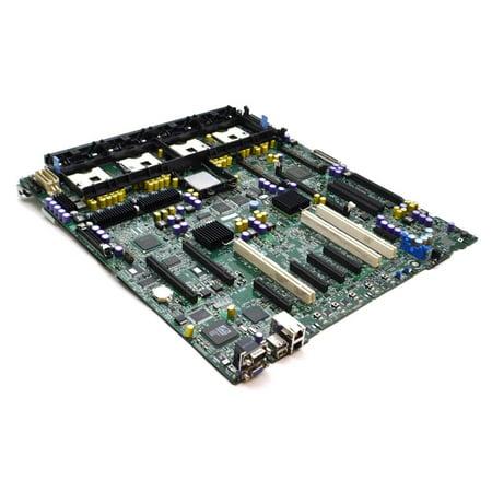 WC983 0WC983 YC589 0YC589 Dell Poweredge 6800 6850 Series Intel Quad Xeon Server Motherboard USA Intel Single / Dual & Quad Xeon