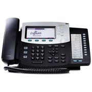 Digium Inc. D50 4-Line SIP with HD Voice, Backlit Display, English Text Keys