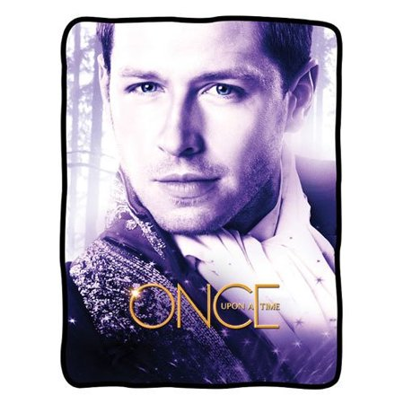 Once Upon a Time Prince Charming Fleece Blanket (Number of Pieces per case: - Once Upon A Time Prince Charming