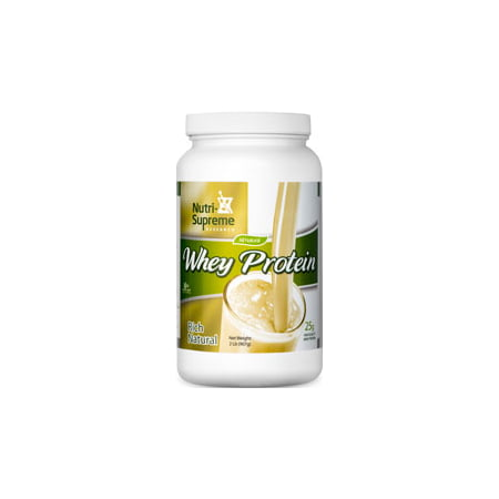 Nutri-Supreme Research Kosher Whey Protein Powder Rich Natural Flavor Dairy Cholov Yisroel - 2 (Sweet Dairy Whey)