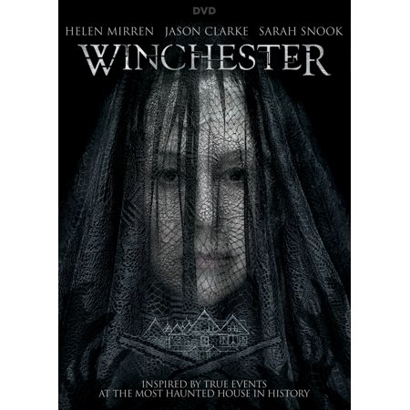 Winchester (DVD) - Horror Movies For Tweens
