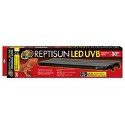 Zoo Med ReptiSun LED UVB Terrarium Hood, 30 Inch Width Tank