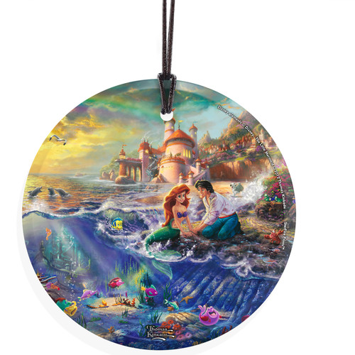 Trend Setters Thomas Kinkade (The Little Mermaid) StarFire Prints Wall D cor