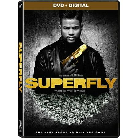 SuperFly (DVD + Digital Copy)