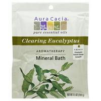 Frontier Natural Aura Cacia  Mineral Bath, 2.5 oz