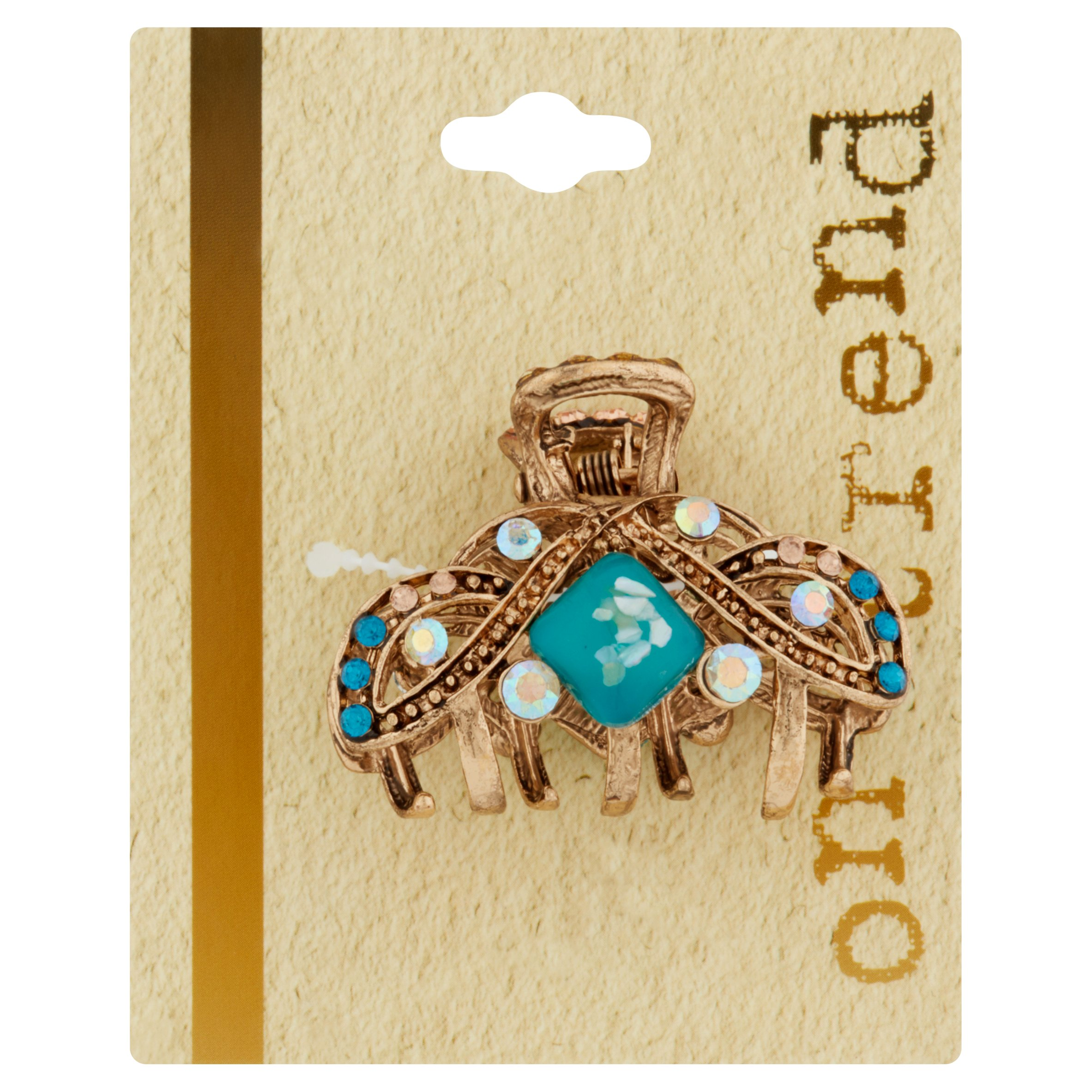 (2 Pack) On Trend Jeweled Jawclip