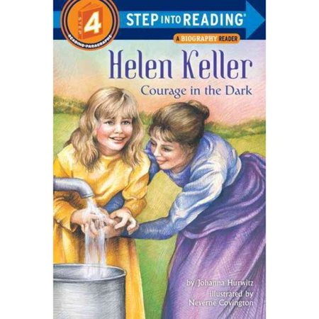 hellen keller courage Helen keller: lady of courage but they had one hope for helen kate keller had been reading about an educated blind and deaf person in the us maybe.