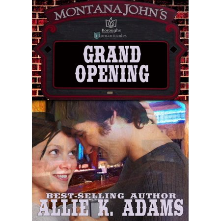 Grand Opening - eBook
