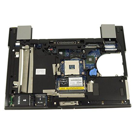 7XJP9 - Dell Latitude E6410 Laptop Motherboard (System Mainboard) with Nvidia Graphics and Base Bottom Assembly - -