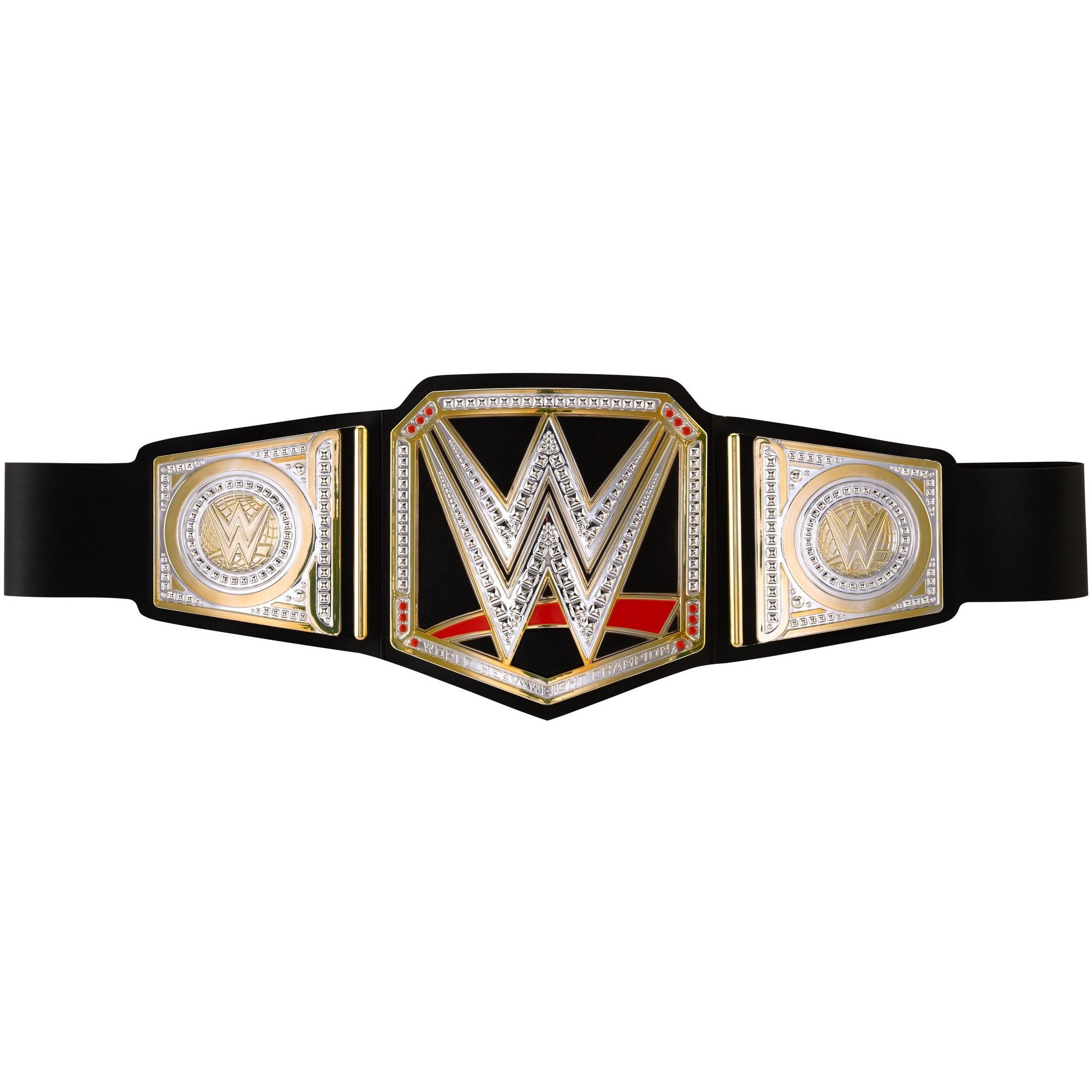 WWE World Heavyweight Wrestling Championship Title Belt