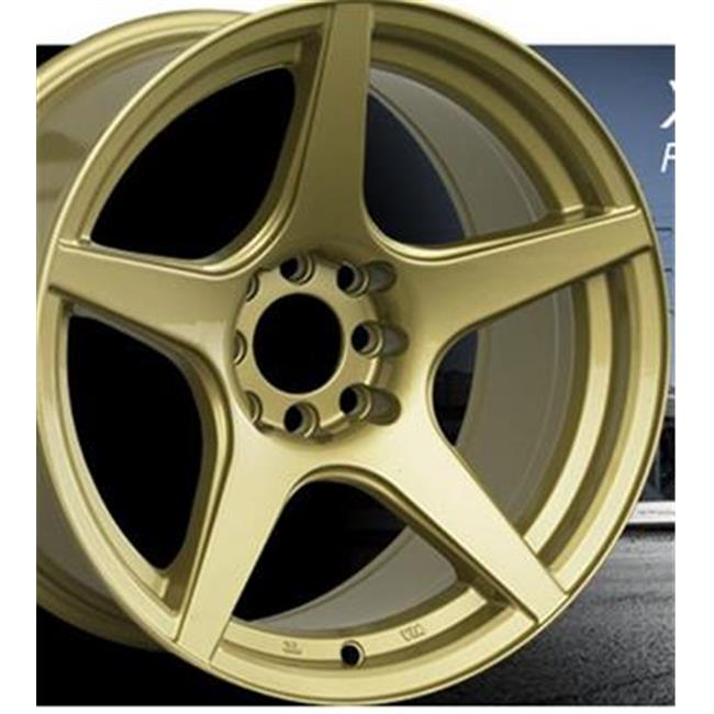 PRIMAX 53588807 535 Series 18 X 8.75 In. Wheel, Gold