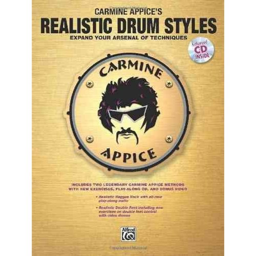 Realistic Drum Styles: Expand Your Arsenal of Techniques