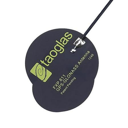 Taoglas FXP611 07 0092C - U FL / IPEX, 3 dBi Gain, GNSS- GPS Antenna