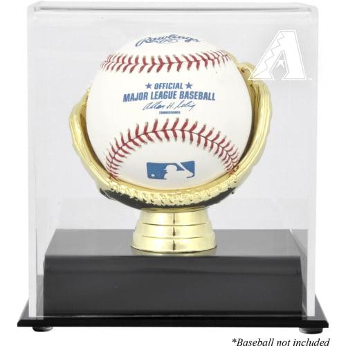 Arizona Diamondbacks Fanatics Authentic 2007 Gold Glove Single Baseball Logo Case - No Size