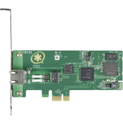 Digium Digital Telephony Interface Card 1TE133F