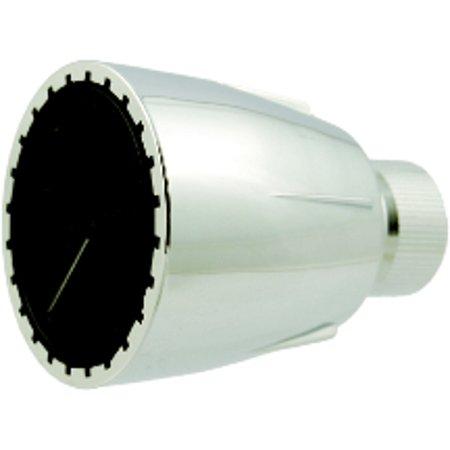 Universal Faucet Parts Chrome Plastic Shower Head (Head Manufacturer Part)