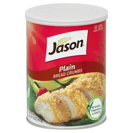 Jason Plain Bread Crumbs  15 0 Oz