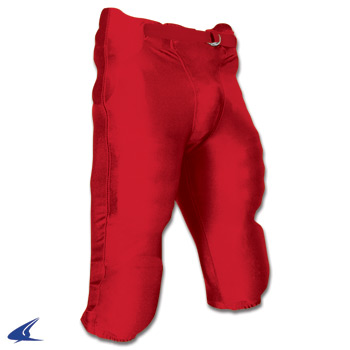 Champro Terminator Football Game Pants with Built-in Pads...