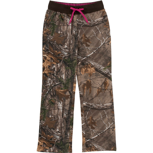 Realtree Xtra Women's Fleece Pants
