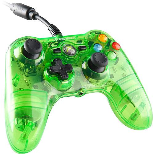 PowerA 360 Mini Pro EX Wired Controller - Green (Xbox 360)