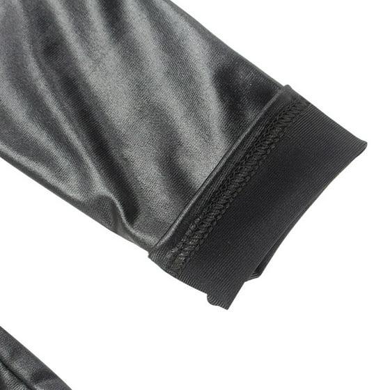 ed41aa4a0 everbest - High quality Girls Faux Leather Leggings Children Pants Leather  Girls Pants - Walmart.com