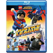 Lego DC Super Heroes: Justice League - Attack of the Legion of Doom! (Blu-ray + DVD)