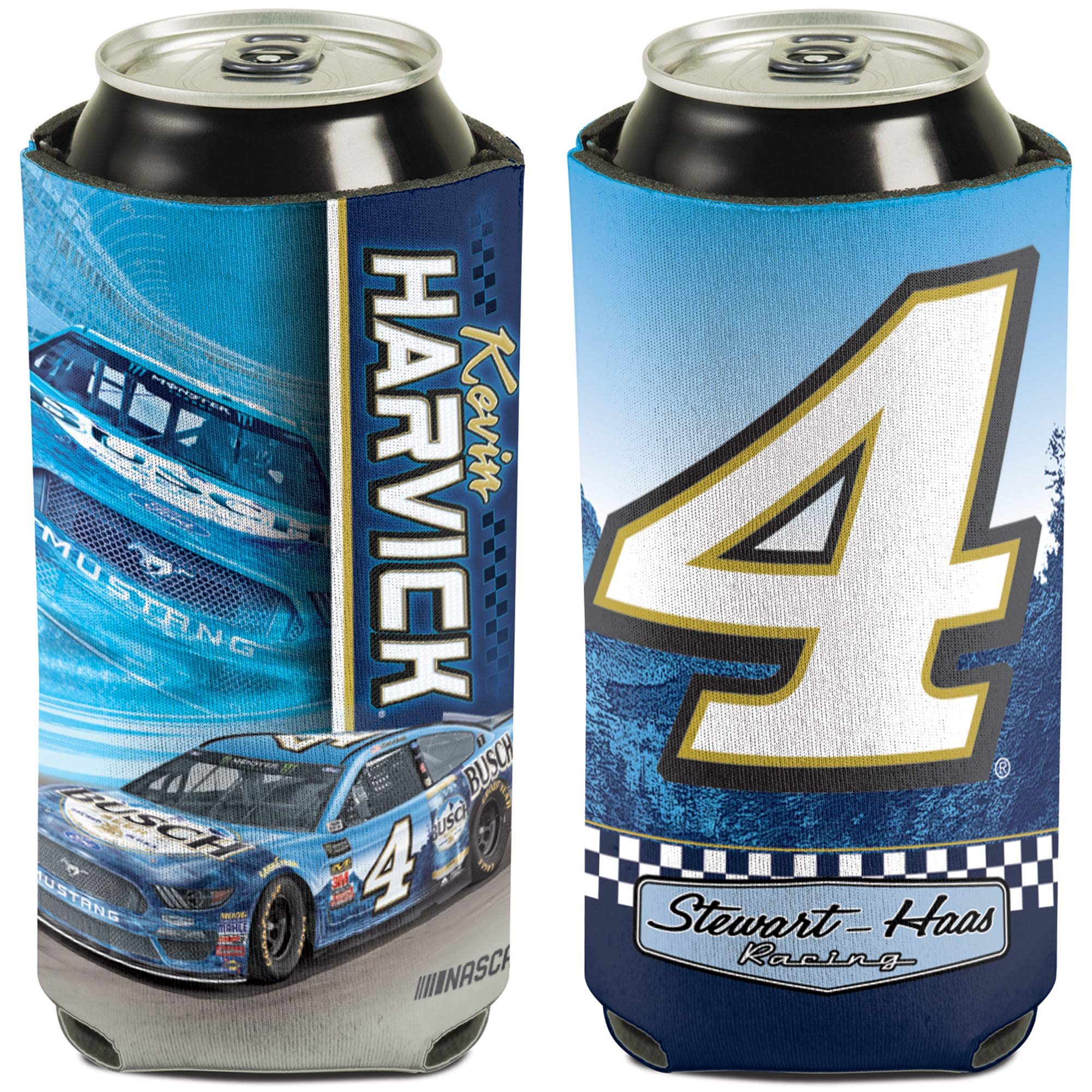 Kevin Harvick WinCraft 16oz. Busch Beer Can Cooler - No Size