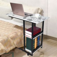 Outtop Simple Folding Lazy Bedside Laptop Table Simple Desktop Home Mobile Small Table( HOT SALE )