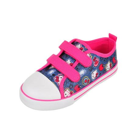 Hello Kitty Girls' Sneakers (Toddler Sizes 5 - 10)
