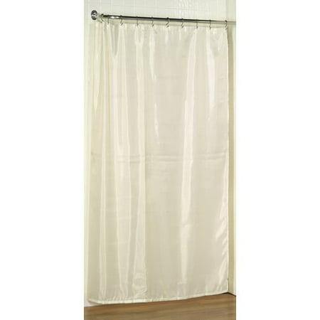 Carnation Home Fashions Shower Curtain Liner - Walmart.com