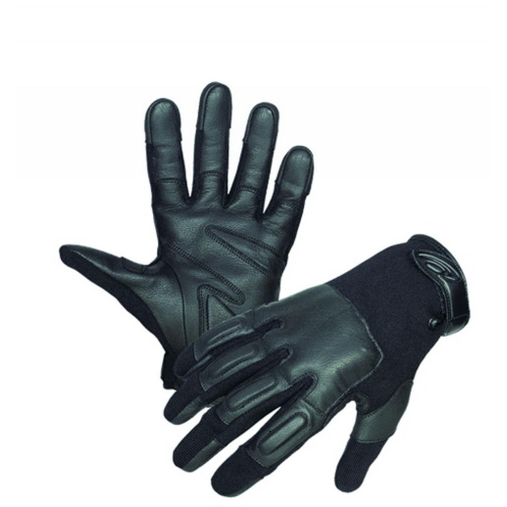 Hatch SP100 Defender II Glove with Steel Shot (Black, Sma...