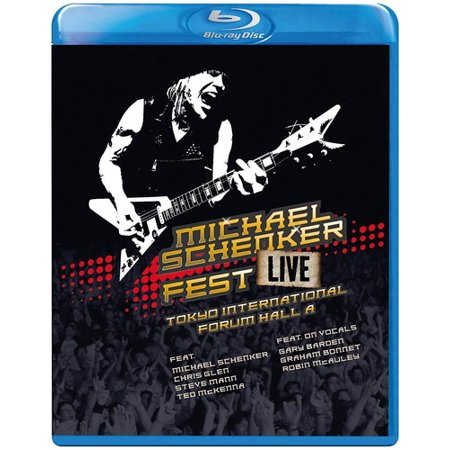 Michael Schenker Fest Live: Tokyo International Forum Hall A (Blu-ray)](International Halloween Party Tokyo)
